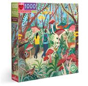eeBoo eeBoo Hike in the Woods Puzzle 1000pcs