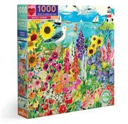 eeBoo eeBoo Seagull Garden Puzzle 1000pcs