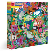 eeBoo eeBoo Sloths  Puzzle 1000pcs