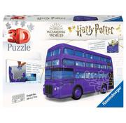 Ravensburger Ravensburger 3D Harry Potter Knight Bus Puzzle 216pcs