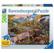 Ravensburger Ravensburger Wilderness Large Format Puzzle 500pcs