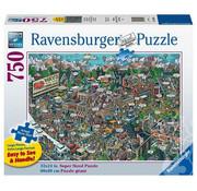Ravensburger Ravensburger Acts of Kindness Large Format Puzzle 750pcs