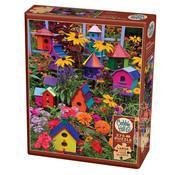 Cobble Hill Puzzles Cobble Hill Birdhouses Puzzle 275pcs