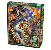 Cobble Hill Puzzles Cobble Hill Abby's Dragon Puzzle 1000pcs