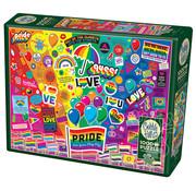 Cobble Hill Puzzles Cobble Hill Pride Puzzle 1000pcs