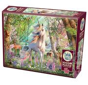 Cobble Hill Puzzles Cobble Hill Unicorn and Friends Puzzle 2000pcs
