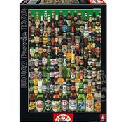 Educa Borras Educa Beers Puzzle 1000pcs