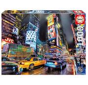 Educa Borras Educa Times Square, NY Puzzle 1000pcs