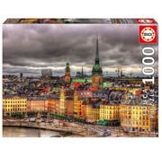 Educa Borras Educa Stockholm Sweden Puzzle 1000pcs