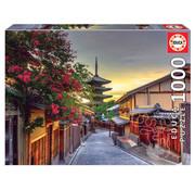 Educa Borras Educa Yasaka Pagoda Kyoto, Japan Puzzle 1000pcs