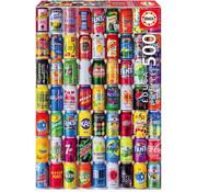 Educa Borras Educa Soft Cans Puzzle 500pcs