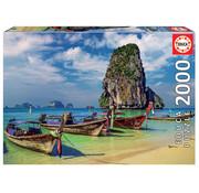 Educa Borras Educa Krabi, Thailand Puzzle 2000pcs
