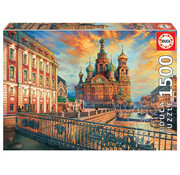 Educa Borras Educa Saint Petersburg Puzzle 1500pcs