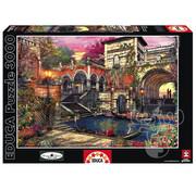 Educa Borras Educa Venice Courtship Puzzle 3000pcs