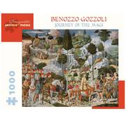 Pomegranate Pomegranate Benozzo Gozzoli: Journey of the Magi Puzzle 1000pcs