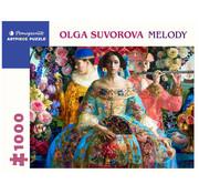 Pomegranate Pomegranate Olga Suvorova: Melody Puzzle 1000pcs