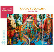 Pomegranate Pomegranate Olga Suvorova: Dancer Puzzle 1000pcs