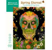 Pomegranate Pomegranate Tino Rodriguez and Virgo Parai: Spring Eternal Puzzle 1000pcs