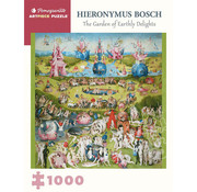 Pomegranate Pomegranate Hieronymus Bosch: The Garden of Earthly Delights Puzzle 1000pcs