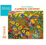 Pomegranate Pomegranate Billy Hassell: Caprock Country Puzzle 1000pcs