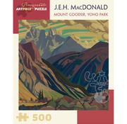 Pomegranate Pomegranate J.E.H. MacDonald: Mount Goodsir, Yoho Park Puzzle 500pcs
