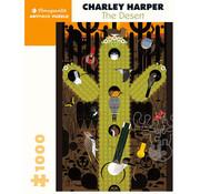Pomegranate Pomegranate Charley Harper: The Desert Puzzle 1000pcs