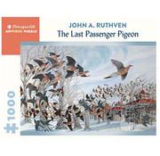Pomegranate Pomegranate John A. Ruthven: The Last Passenger Pigeon Puzzle 1000pcs