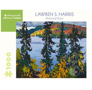 Pomegranate Pomegranate Lawren S. Harris: Montreal River Puzzle 1000pcs