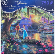Ceaco Ceaco Thomas Kinkade Disney The Princess and the Frog Puzzle 750pcs