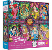 Ceaco Ceaco Disney Fine Art Princess Collage Puzzle 1000pcs