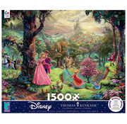 Ceaco Ceaco Thomas Kinkade Disney Sleeping Beauty Puzzle 1500pcs