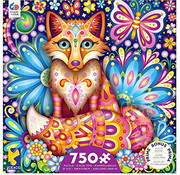 Ceaco Ceaco Groovy Animals Fox Puzzle 750pcs