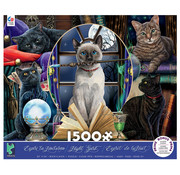 Ceaco Ceaco Night Spirit Spell Cats Puzzle 1500pcs