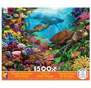 Ceaco Ceaco Turtle's Ocean Voyage Puzzle 1500pcs
