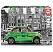 Educa Borras Educa Car in Amsterdam Puzzle 1000pcs