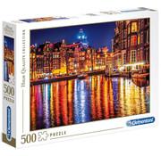 Clementoni Clementoni Amsterdam Puzzle 500pcs