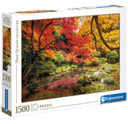 Clementoni Clementoni Autumn Park Puzzle 1500pcs