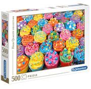 Clementoni Clementoni Colorful Cupcakes Puzzle 500pcs