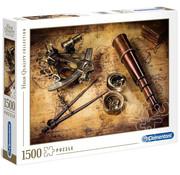 Clementoni Clementoni Course to the Treasure Puzzle 1500pcs