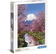 Clementoni Clementoni Fuji Mountain Puzzle 1000pcs