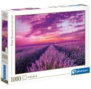 Clementoni Clementoni Lavender Field Puzzle 1000pcs