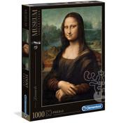 Clementoni Clementoni Leonardo - Gioconda Puzzle 1000pcs