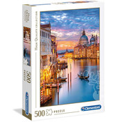 Clementoni Clementoni Lighting Venice Puzzle 500pcs