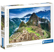 Clementoni Clementoni Machu Picchu Puzzle 1000pcs