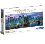 Clementoni Clementoni New York Brooklyn Bridge Panorama Puzzle 1000pcs