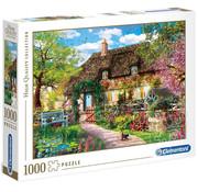 Clementoni Clementoni The Old Cottage Puzzle 1000pcs