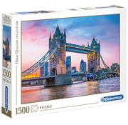 Clementoni Clementoni Tower Bridge Sunset Puzzle 1500pcs