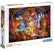 Clementoni Clementoni Wizards Workshop Puzzle 1500pcs