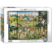 Eurographics Eurographics The Garden of Earthly Delights Puzzle 1000 pcs