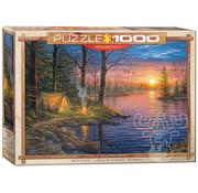Eurographics Eurographics Evening Mist Puzzle 1000 pcs